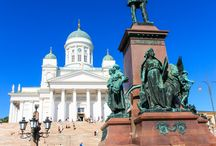#MyHelsinki My home town Mi capital