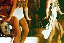 ABBA GABBA / Costume , make up inspiration!!!