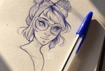 Sketches. art.