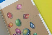 Tegning - Pasteller