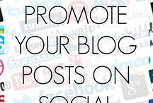 Blogging, marketing and social media