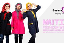 Baju Muslim Mutif / Mutif Collection 2016
