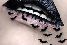 Halloween : Make-up