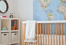 Stylish Kiddie Spaces / by Julia Smith
