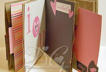 MINI SCRAPBOOKS / by Leanna Seaborn