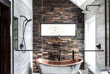 interiors / bathroom