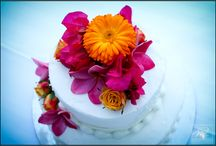 Wedding Cake / Wedding Cakes captured by Mario Nixon Photography