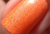 Halloween Duo by llarowe / Two beautiful shades perfect for Halloween!