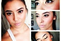 MY makeup looks / Stuff by me  / by Andrea Cuadras