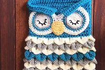 Crochet : Baby cocoons & diaper sets