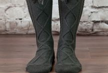 Library - Boot Socks / It's cold in the library / by {living outside the stacks}