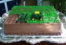 Farming simulátor cake