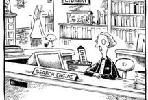 Library Funnies / by Sarah Barriage