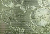 glass etching / by Sue Horne-Bates
