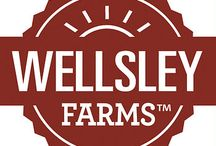Wellsley Farms / Sourced with pride from the best growers, bakers, ranchers & fishermen. / by BJ's Wholesale Club