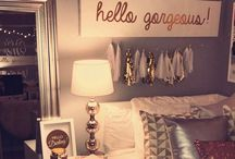Lauren's new room
