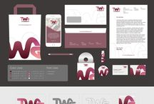 Coporate Identity & Marketing Tools / These are my works for Graphic Design Stuff's