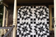 QUILTS WITH STARS