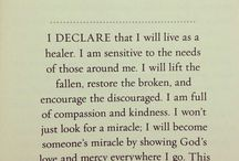 I declare