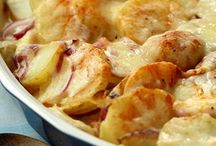 Supper: Potatoes