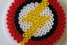 Arte De Hama Beads