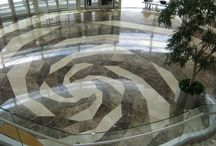Commercial Maintenance Tips / Natural stone, concrete, tile/grout maintenance tips for commercial facilities.