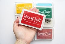 VersaCraft / VersaCraft can be used on paper and fabric!