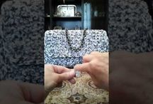 crochet tutorials videos handbags