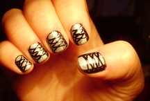 Nails / Nail art, make-up and more