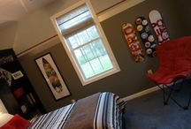 Bedroom ideas / by Sara Lambright Nipper