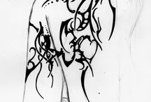 tattoo left shoulder