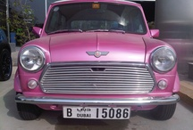 Mini Coopers / by Layal Chemaitelly