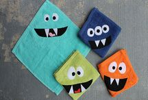 Towel Crafts