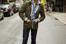Back to School   Handsome Guys / back to school and fall style for college guys, grad school boys and stylish dads! / by Jill Gott-Gleason/good life