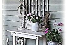 Porches & Patios / by Julie Cruzan