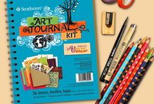 NEW Creative Gift Sets for Kids / Gift giving just got easier and more creative!  We have a gift set for everyone, from jewelry designers to art journalers to total crafting beginners. Save big by buying kits in a set! / by Artterro Eco Art Kits