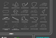Automotive Infographics / Cool infographics related with automotive industry.