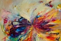 Oil Painting Butterflies