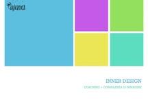 """Inner Design / Da oggi iniziamo a pubblicare le slide con le nostre """"pillole di stile"""" per chi si è perso la presentazione di giovedì 16. Qualche consiglio pret-à-porter, in attesa delle consulenze Couture"""