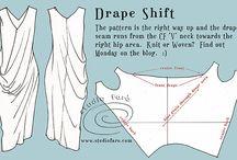 Pattern draughting