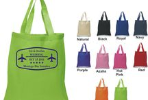 Custom tote bags / We offer printed or embroidered Tote bags