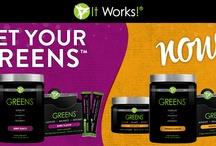 It Works!  / Health/Wellness / by Theresa Bernal