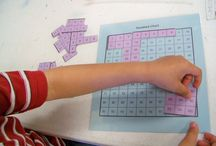 Math Centers- numbers to 100