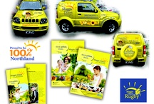 GFM Web Design - Branding / Your brand is so much more than just your company name.  A good brand communicates who you are and what you stand for.  It makes your business stand out from the competition and leaves your name lingering in customers' minds.  GFM are experts in creating standout branding.  Here are some examples of our work!