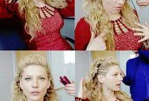 Vikings hair styles