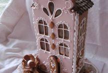 Kerst koekjes / ginger bread