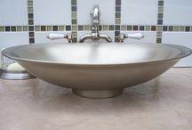 Bronze Vessel Sinks