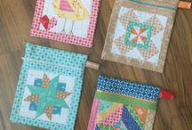 Quilted farm vintage gifts