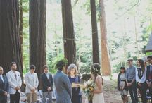 Earthy Wedding