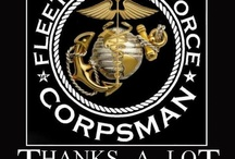 NAVY CORPSMAN / Proud of my Navy Corpsman! Awesome Artwork on Awesome Stuff for #NavyCorpsman #NavyCorpsmen #Navy #USNavy #FMFCorpsman